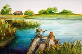 Конкурс «Я рисую этот мир»